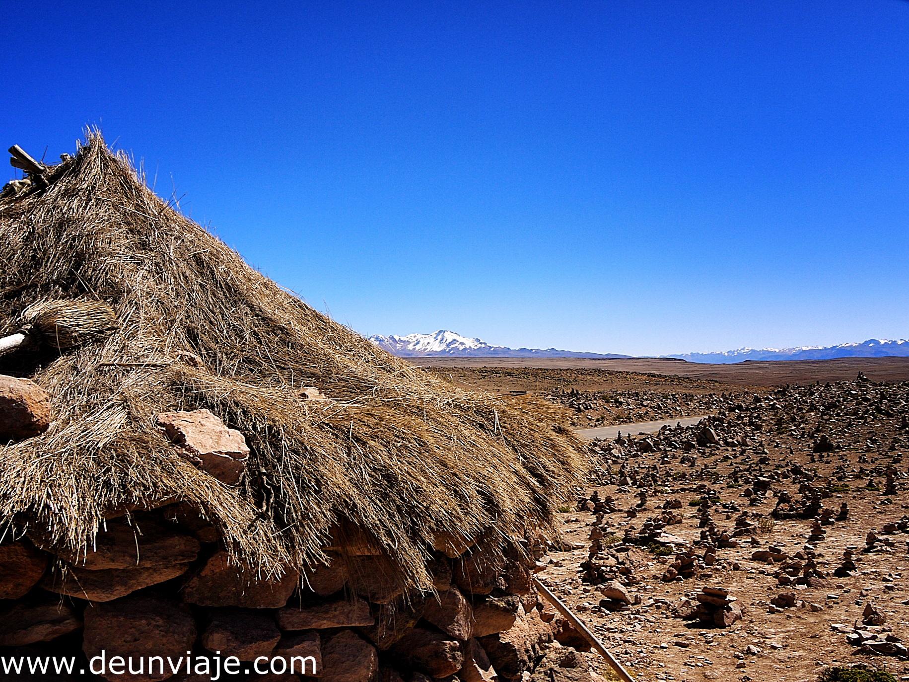 Camino a Chivay